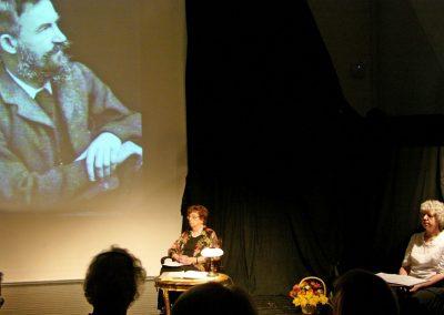 2010 Theaterprojekt Szenische Lesung